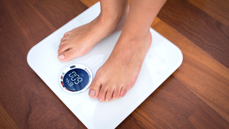 Tracking Fitness Weight Loss Goal