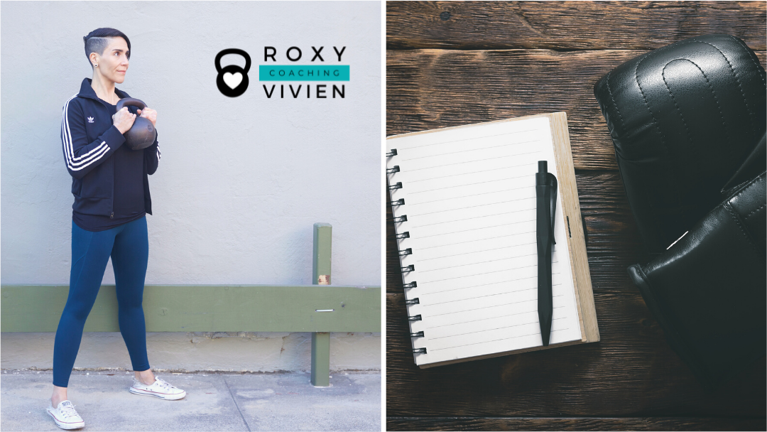 Coach Roxy Vivien Strength Fitness Mindset - Online Personal Trainer