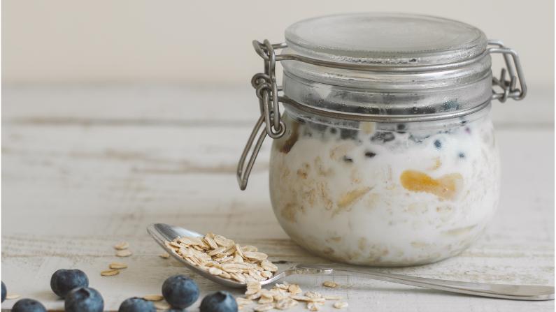 simple overnight oats recipes