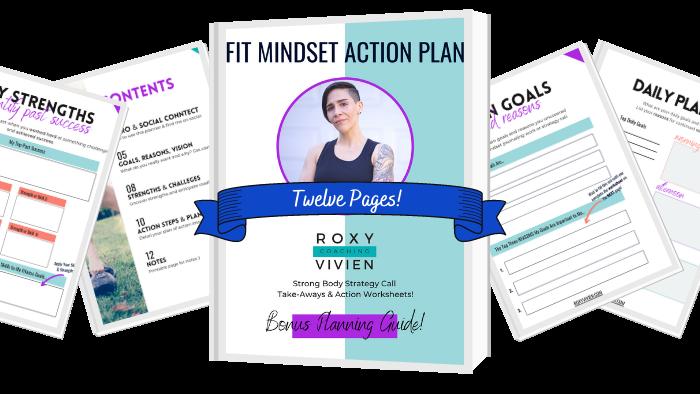 Fit Mindset Action Plan