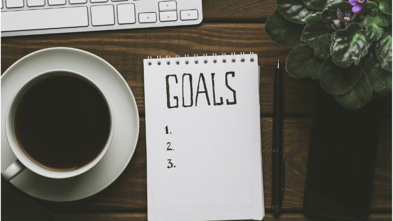 goals setting new year