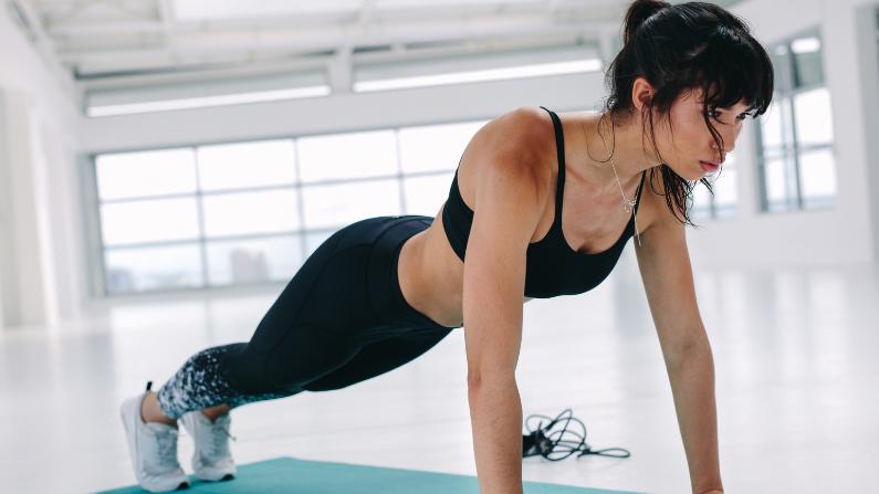bodyweight plank exercise smarter
