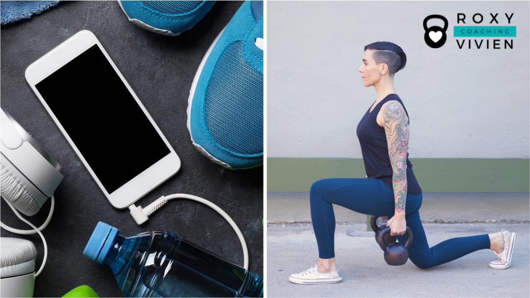 Roxy Vivien Strength Fitness Mindset - Online Personal Trainer