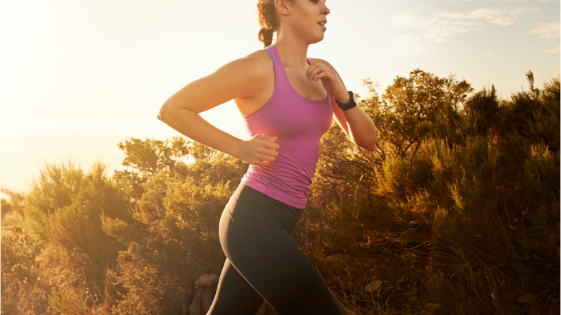 self-discipline running