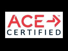 ACE personal training logo