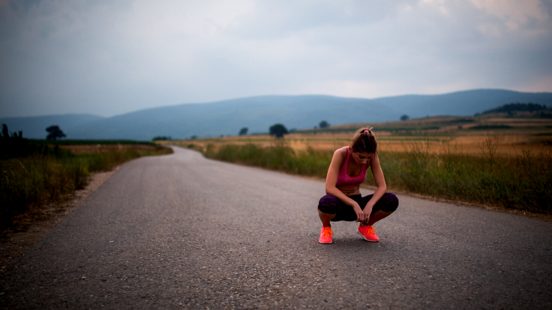 Runner Tired - Is Running Bad for You?